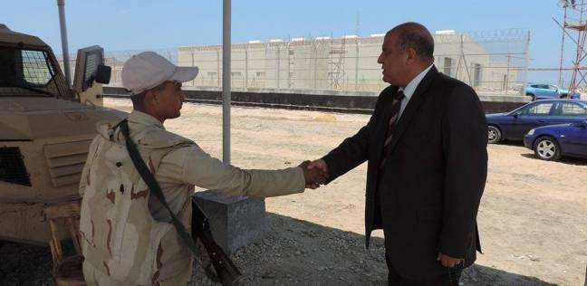 مدير أمن بورسعيد يعتمد حركة تنقلات الضباط الجديدة