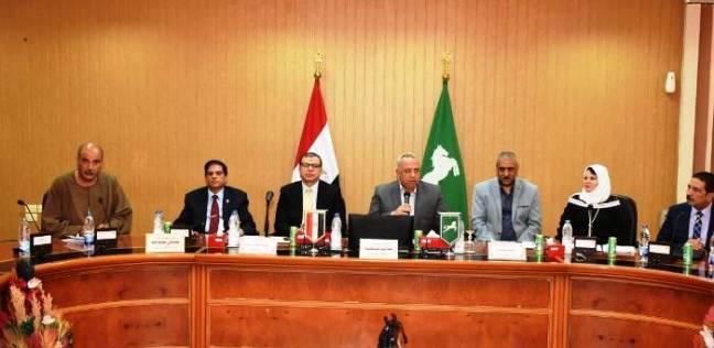 محافظ الشرقية: السيسي نجح في تحقيق التنمية الشاملة للدولة