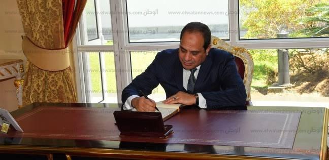عاجل| الرئيس الفرنسي يشكر السيسي على تسليم رفات ضحايا الطائرة المصرية