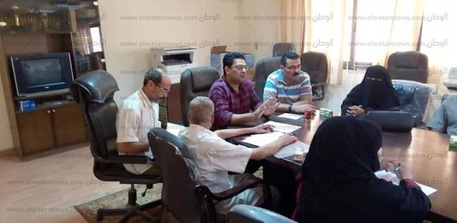"""مدير عام """"شباب ورياضة جنوب سيناء"""" يوجه بتكثيف الأنشطة الرياضية"""