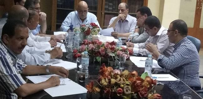 الغرفة التجارية في المنيا تناقش معوقات الاستثمار بالمحافظة