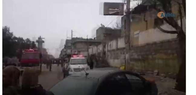 عاجل| انفجار عبوة ناسفة جديدة بحافلة نقل في سوريا
