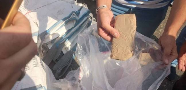 """""""أمن الإسكندرية"""": ضبط شخصين يتاجران بالمواد المخدرة"""