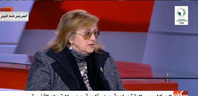 نائبة: مصر قادرة على إنجاز الكثير خلال رئاستها الاتحاد الإفريقي