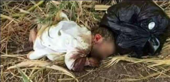 النيابة تأمر بتشريح ودفن جثة طفلة عثر عليها في أكوام القمامة بالمحلة