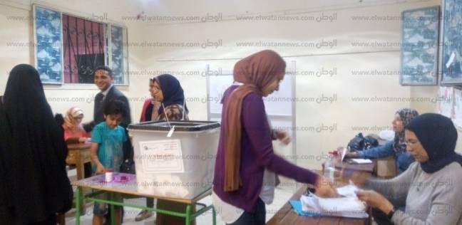 تزايد الإقبال في الساعات الأخيرة لليوم الثالث باللجان الانتخابية