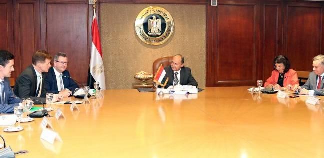 """""""نصار"""": 5.6 مليار دولار حجم الاستثمارات البريطانية في مصر خلال 2018"""