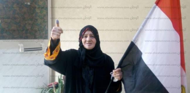"""مصريتان من أصول فلسطينية ويونانية: """"صوتنا للسيسي من أجل مصر"""""""