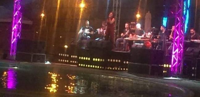 """ياسمينا العلواني تحيي حفل """"أمراض القلب"""" لمستشفى هيئة قناة السويس"""