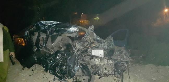 إصابة 3 أشخاص في حادث تصادم بالحسينية في الشرقية
