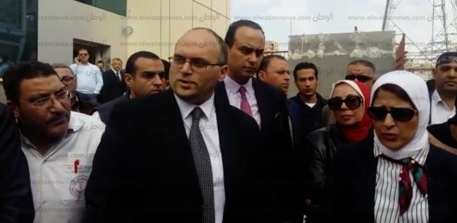المحافظات    صحة بورسعيد  تنفي وفاة مريضين بسبب انقطاع الكهرباء بالعناية المركزة