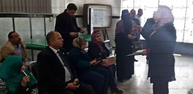 """بالصور  """"تنمية مهارات العاملين"""".. ورشة عمل لموظفي """"محلية كفر الشيخ"""""""