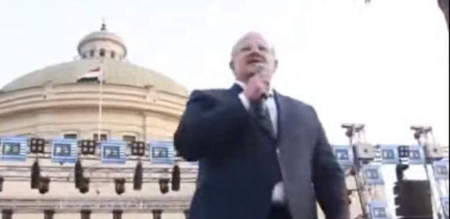 """""""الخشت"""" عن إعفاء الطلاب من المصروفات: """"دول ولاد مصر مينفعش نسيبهم"""""""