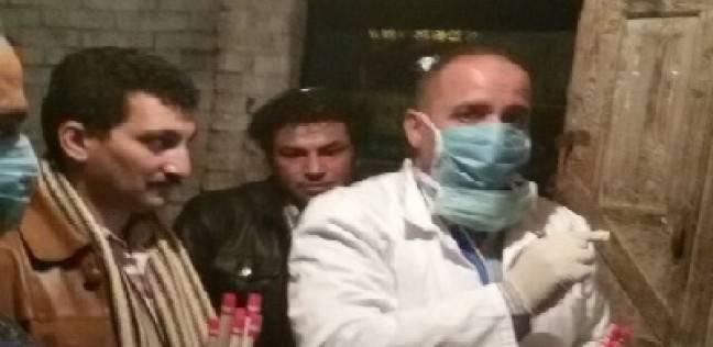 """الكشف عن فيروس """"سي"""" للعاملين بمجلس مدينة أبوتشت في قنا"""