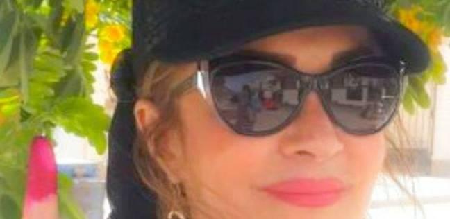 """شهيرة تدلي بصوتها في الانتخابات: """"عملت واجبي نحو بلدي"""""""