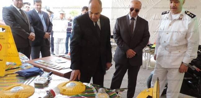 مساعد وزير الداخلية لغرب الدلتا يوجه بضبط ما يعوق الانتخابات
