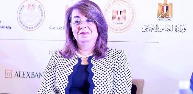 وزيرة التضامن: المسؤولية المجتمعية تتجه من أعمال الخير للتنمية
