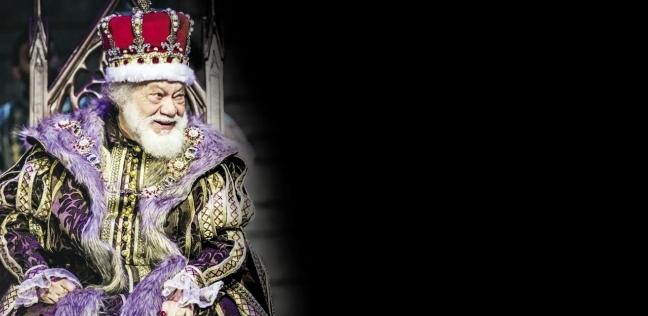 «الفخرانى» يعيد عرضه بعد 11 عاماً على التجربة الأولى.. «الملك لير» يُبعث من جديد