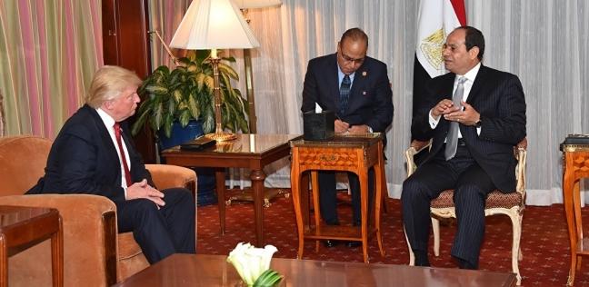 fcd3a675c الوطن | مصر | كيف تحدث ترامب عن تجربة مصر في مكافحة الإرهاب قبل قمة ...