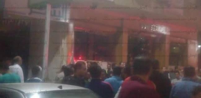 السيطرة على حريق محدود شب في غرفة مجاورة لكنيسة ببني سويف