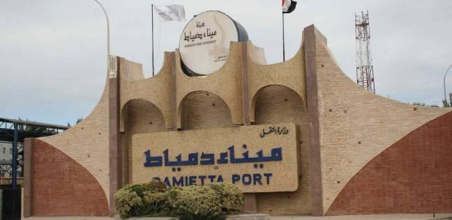50 ألف طن مخزون القمح في مخازن القطاع الخاص بميناء دمياط