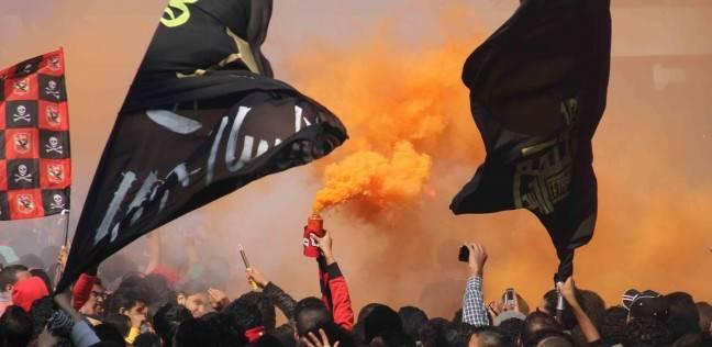 """17 يناير.. الحكم على عضو بـ""""أولتراس أهلاوي"""" في """"حرق الصالة المغطاة"""""""