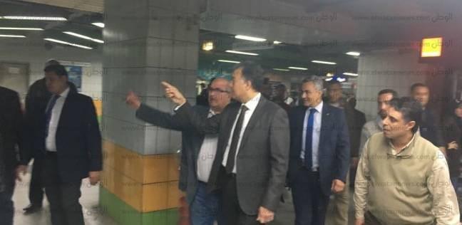"""""""الوزراء"""": لا نية لإعادة تسمية محطة """"الشهداء"""" بـ""""حسني مبارك"""""""