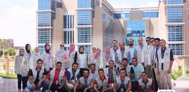 """""""رواد النيل"""" تعقد الملتقى الأول لتدريب شباب المبادرة"""