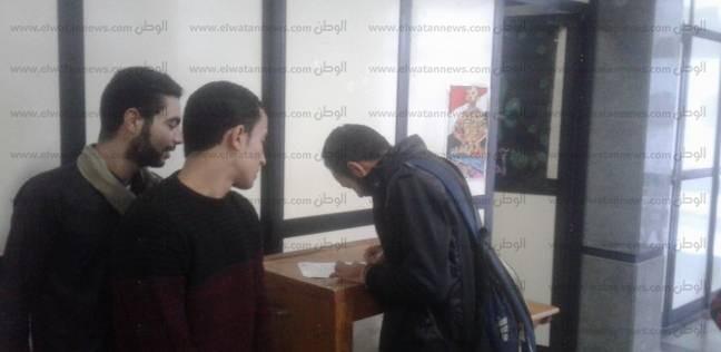 أحمد وجيه أمينا لاتحاد طلاب جامعة دمنهور