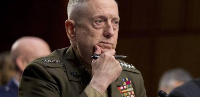 """بعد لقائه السيسي.. وزير الدفاع الأمريكي جيمس ماتيس """"المحارب الراهب"""""""