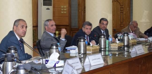 مكي قائما بأعمال مدير الأمن الإداري بجامعة بنها