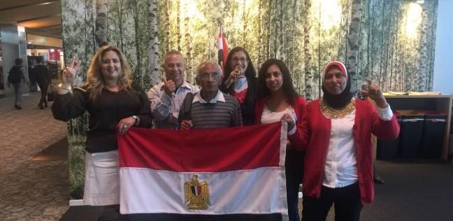 """""""علوي"""": التغطية الإعلامية لتصويت المصريين بالخارج كانت موضوعية وحيادية"""