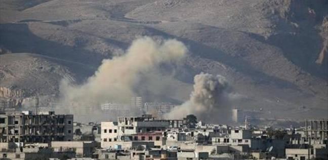 تلفزيون سوريا: مدينة حرستا في الغوطة الشرقية خالية من مقاتلي المعارضة