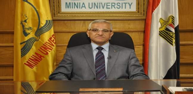رئيس جامعة المنيا: الانتخابات ستثبت أن المصريين قادرين على صنع القرار