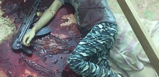بالصور والفيديو| الداخلية تثأر لشهداء هجوم كمين العريش الإرهابي