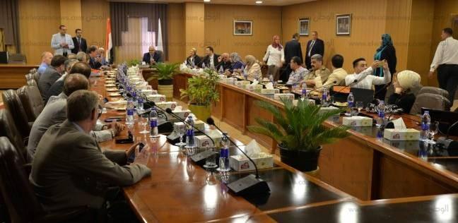 رئيس جامعة المنصورة: تجهيز المعامل المركزية لاستقبال تنسيق الثانوية