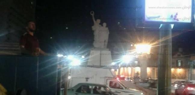 بالصور| خطة محافظة أسيوط لمواجهة الاختناقات المرورية خلال عيد الفطر