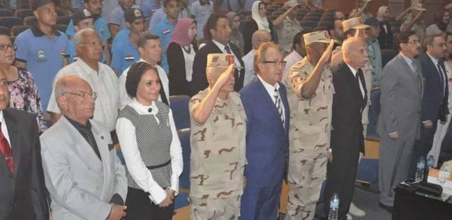 مصر للعلوم والتكنولوجيا تنظم الندوة التثقيفية الـ8 للقوات المسلحة