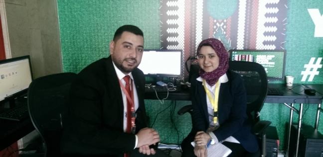 """على هامش ملتقى أسوان.. """"الوطن"""" تحاور أصغر رئيس بلدية بالأردن والمنطقة"""