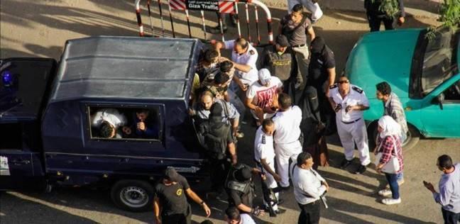 القبض على عصابة بتهمة سرقة مخزن حي السيدة زينب