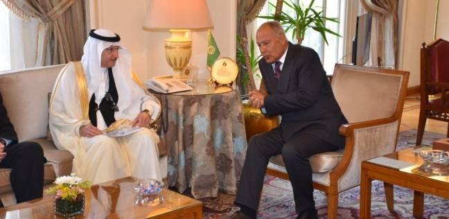 أبوالغيط يلتقي أمين عام منظمة التعاون الإسلامي