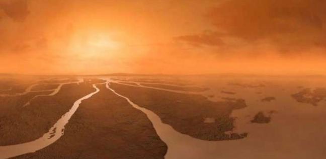 مركبة فضائية ترصد عواصف ترابية على كوكب زحل تتنبأ بوجود حياة على سطحه