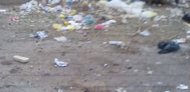 محافظ الجيزة يحذر رؤساء الأحياء من تراكم القمامة بالشوارع