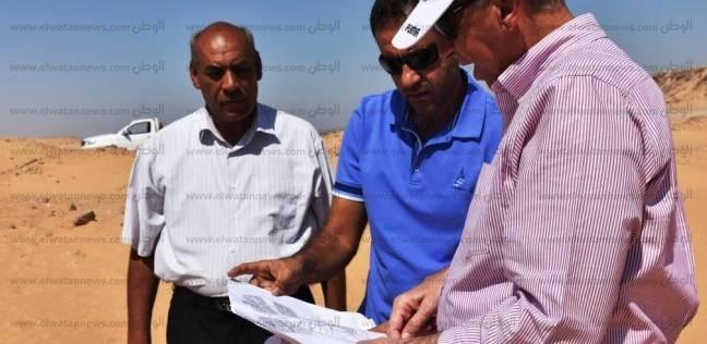 محافظ أسوان يعلن البدء في وضع التصميمات الخاصة بإنشاء أحدث مدينة خضراء