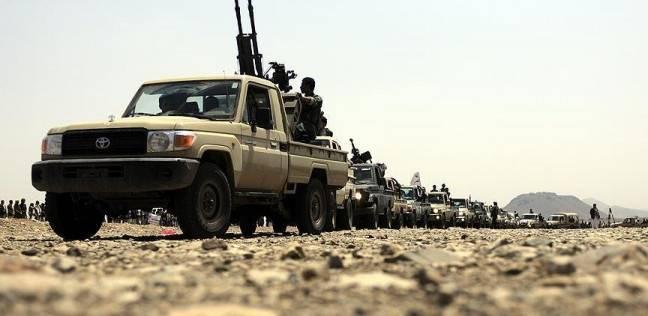 القوات الحكومية اليمنية تتقدم غرب الجوف