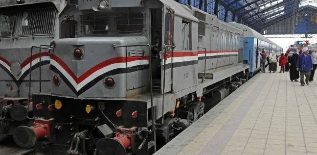 """""""السكة الحديد"""": انتظام حركة سير القطارات على الوجهين القبلي والبحري"""