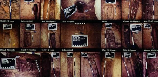 اكتشاف مقبرة عبيد سود جماعية كانت منسية في أمريكا تضم 20 ألف ميت