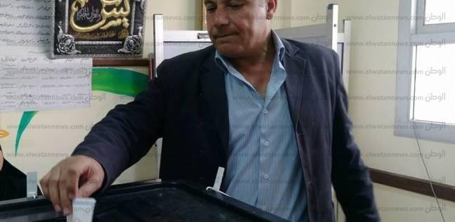 """رئيس """"رأس سدر"""" يطالب المواطنين بالمشاركة الإيجابية في الانتخابات"""