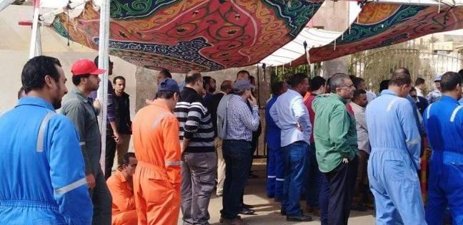 إقبال ملحوظ من الناخبين علىلجان رأس غارب بالحبر الأحمر