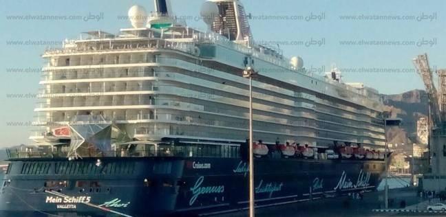 موانئ البحر الأحمر: تداول 11 ألف شاحنة بمينائي سفاجا ونويبع في ديسمبر